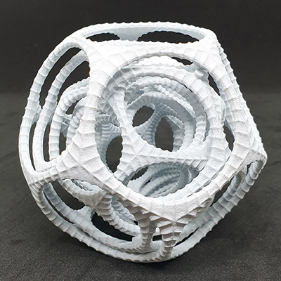 Impression fusion 3D