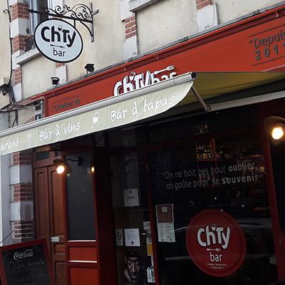Store Flocage Chti Bar