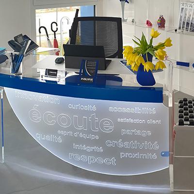 Bureau Transformation Plastique