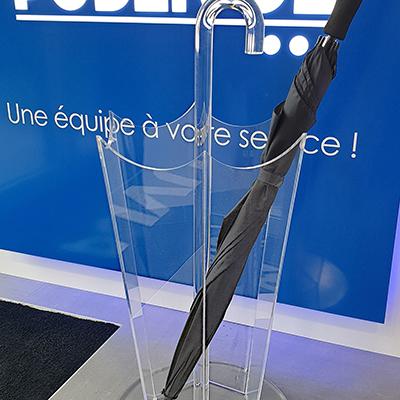Porte Parapluie Design Plastique
